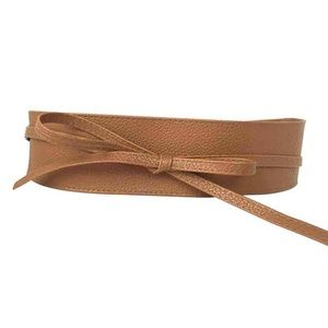 Accessories - Slimming Casual Wide Belt